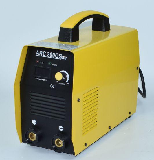 220V/140A, 180 Case, IGBT Tube Portable DC Inverter MMA/Arc Welding Machine Welder-Arc200
