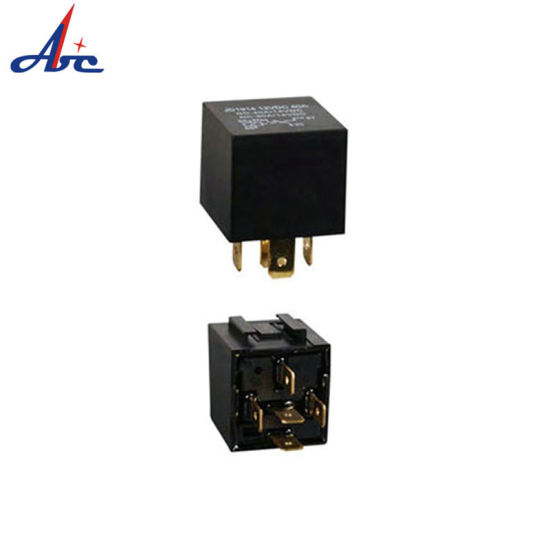 Reles Automotives 12V 40A 14VDC Relay for Auto