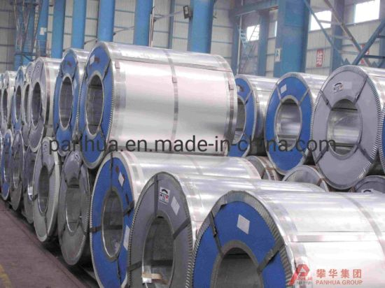 Good Quality Hot Dipped Zinc Galvanized Gi/PPGI Steel pictures & photos