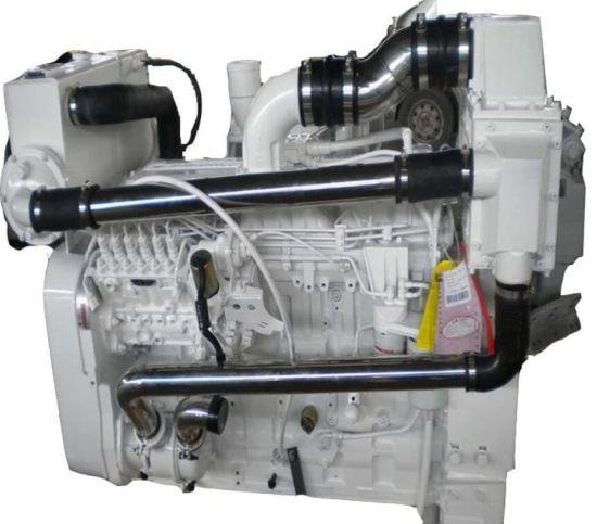 Water Cooled Genuine 200kw Cummins Engine 6ltaa8.9-GM200