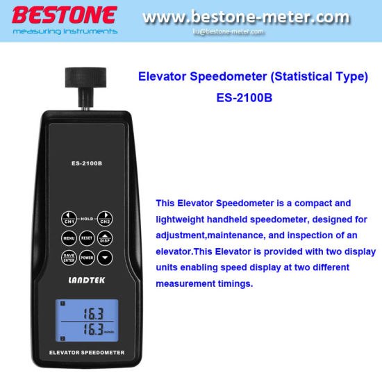 Elevator Speed Limiter Speedometer Es-2100b pictures & photos