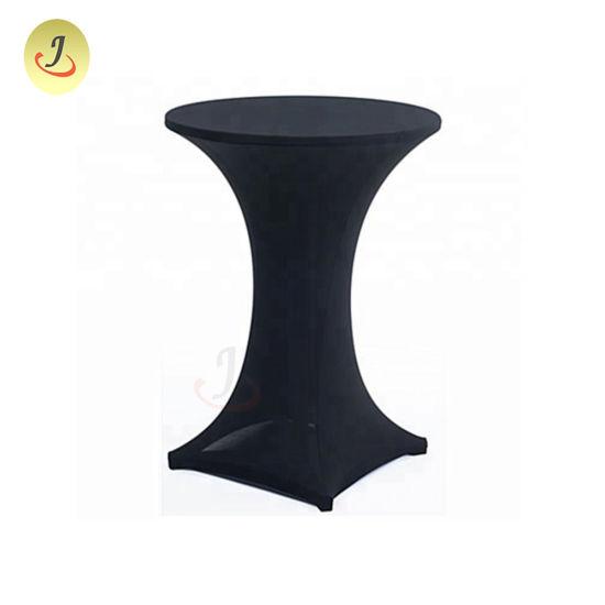 Cheap Spandex Cocktail Table Cloth (JC-YT10)