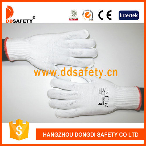 Low Price Good Quality White Labor Protection Gloves