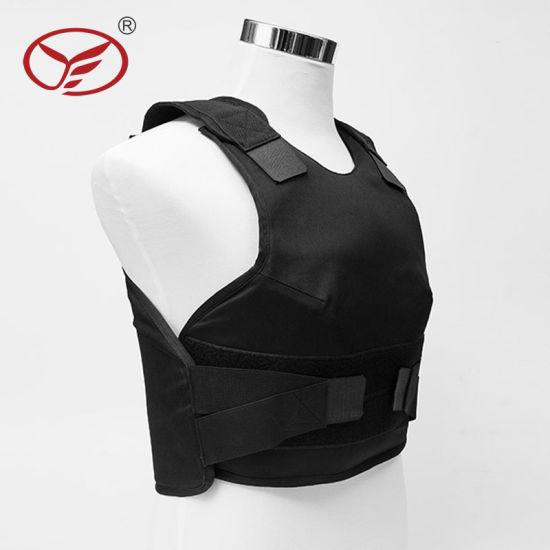 ISO Certificate Nij Iiia Stand Female Bullet Proof Vest