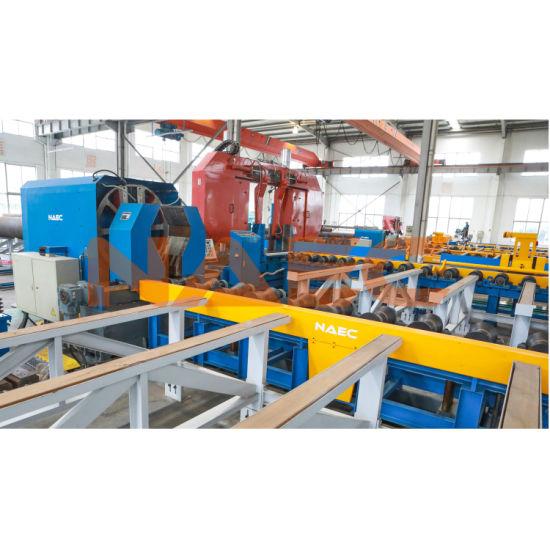 High Speed CNC Pipe Beveling Machine