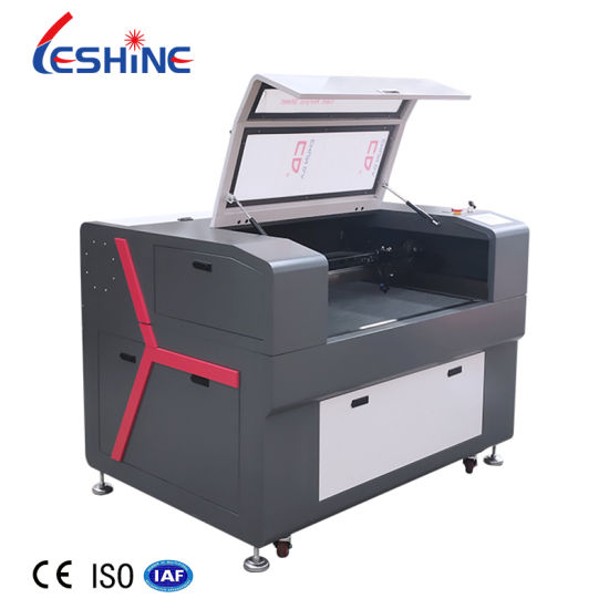 New Machinery 6090 1390 80W 100W 130W Wood Plywood MDF CO2 Laser Engraving and Cutting Machine