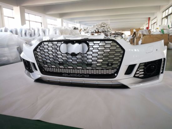 China 2016-2018 PP Plastic RS5 Facelift Body Kit A5 S5 RS5
