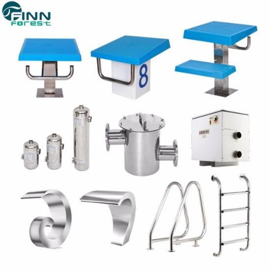 Factory Hot Sale Whole Set Swimming Pool Equipment Accessories