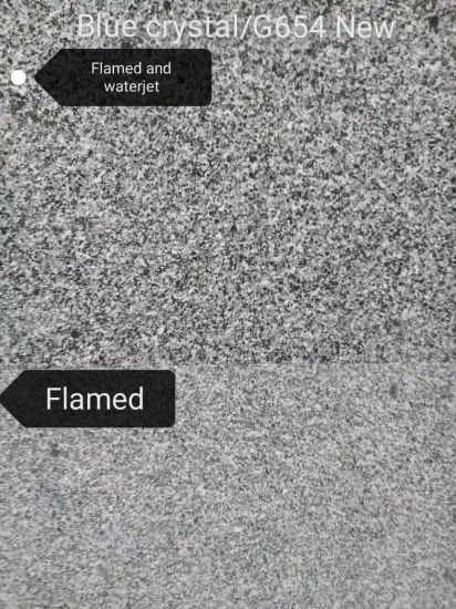 Cheap Polished/Flamed/Honed/Bush-Hammered G654 New Dark Granite for Floor/Wall Tiles/Countertops//Building Steps/Kitchen/Bathroom/Paving Stone