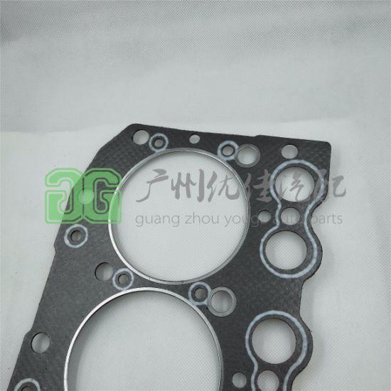 Diesel Engine Parts for Td42 Cylinder Head Gasket 11044-06j00