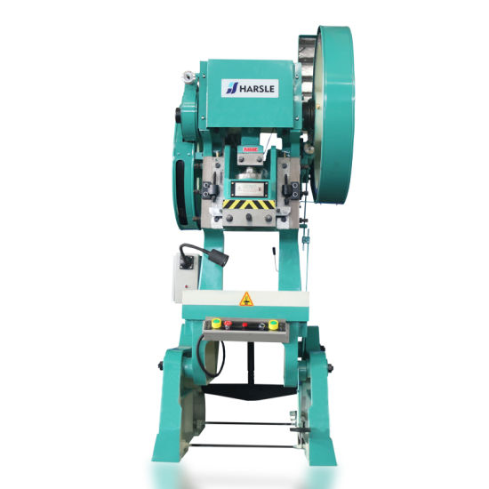 China J23 25 Ton Punch Press Machine Mechanical Power