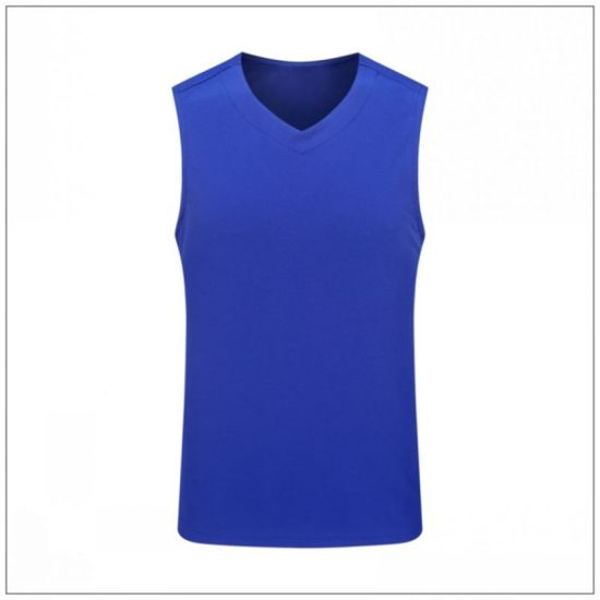 e81fee602 China Color Blue Cheap Blank Mesh Basketball Jerseys - China Jersey ...