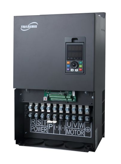 Hannover Messe Exhibitor China Manufacturer LCD Russia Display Built-in Filter/RS485/Profibus/Ethernet Frequency Inverter