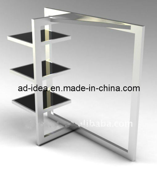 Exhibition Stand Clothes : China foldable stainless steel clothes hanging rack exhibition for