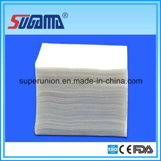 Non-Sterile Non-Woven Sponges with CE FDA ISO Approved pictures & photos
