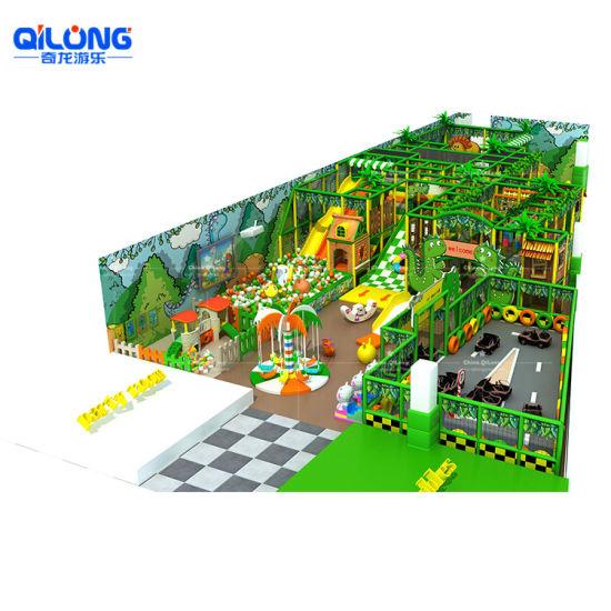Children Indoor Playground for Candy Series