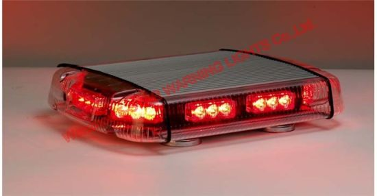 LED Super Thin Mini Lightbar pictures & photos