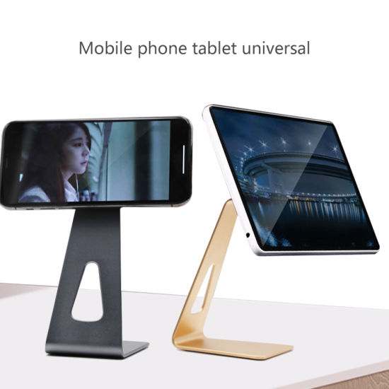Universal Simple Magnetic Mobile Holder Phone Stand Tablet Stand