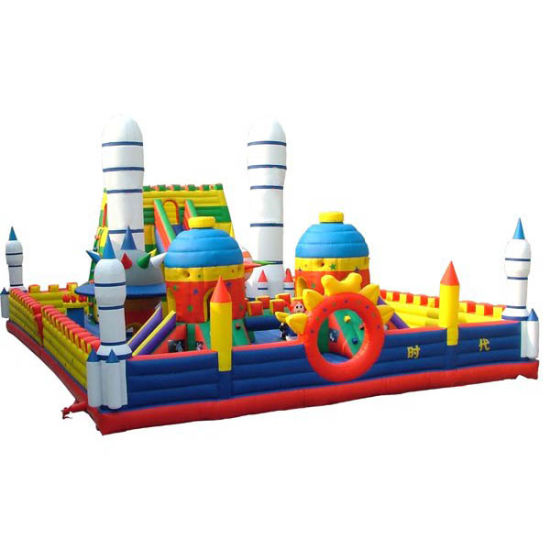 OEM Children PVC Inflatable Play Structure pictures & photos