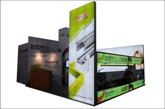 Standard Exhibition Booth Design