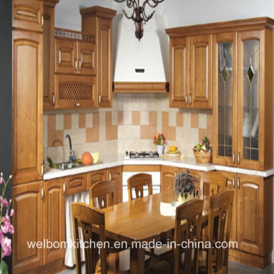 Welbom Latest and High Definition 3D Print Kitchen Cabinets pictures & photos
