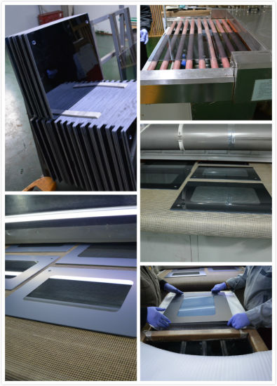 5mm Heat Resistant Tempered Glass for Oven Door pictures & photos