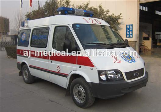 Transit Middle Roof Left Hand Drive Custom Ambulance pictures & photos
