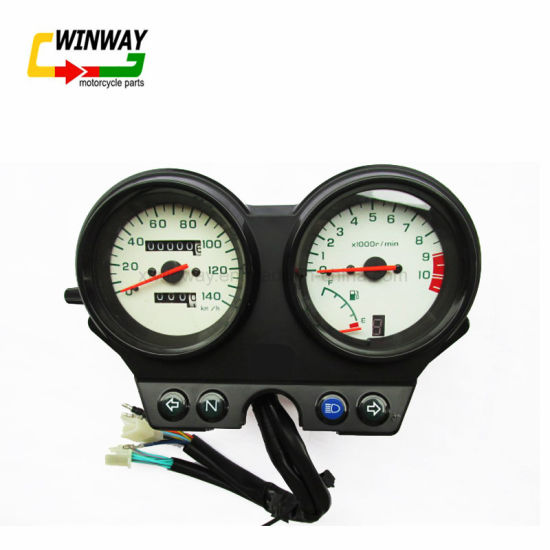 Ww-7238 CB600 ABS Motorcycle Instrument, Speedometer pictures & photos