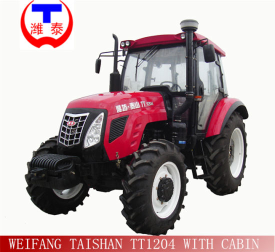 120HP 4WD Large Farm Tractor with High Quality Factory pictures & photos