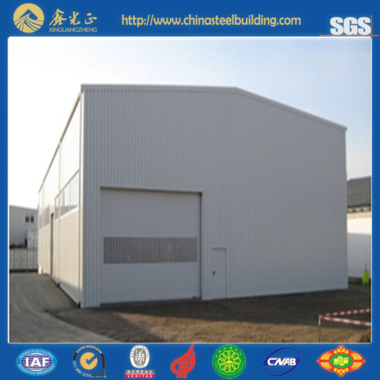 Light Steel Structure Warehouse (CH-93)