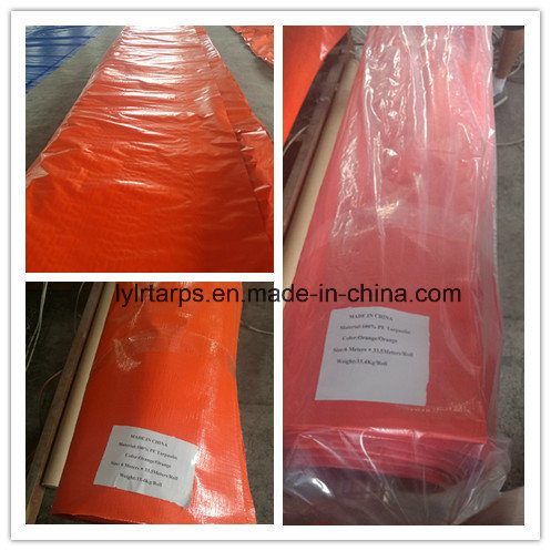PE Tarpaulin Roll, Plastic Tarpaulin Truck Cover pictures & photos