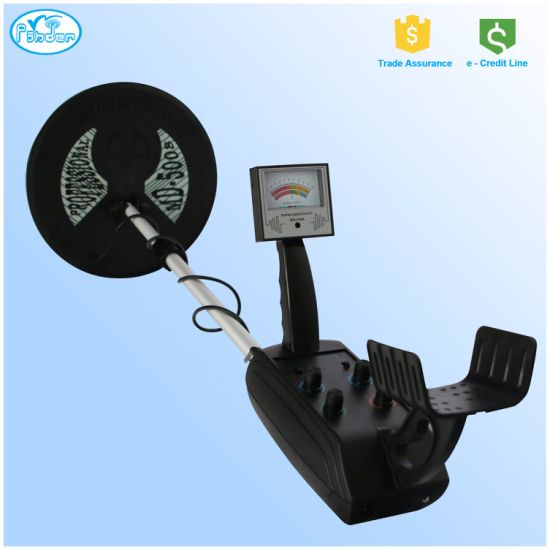 Vd-500 Cheap Ground Gold Metal Detector for Kids pictures & photos
