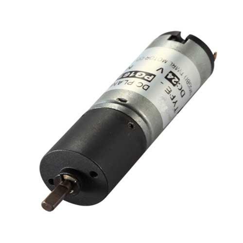 Mini 12V 16mm DC Gear Motor for Rubdown Machine