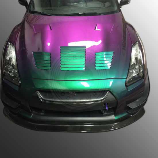 Light Sensitive Car Paint
