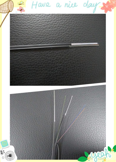 FTTH Indoor Drop Single Mode Fiber Optical Cable pictures & photos