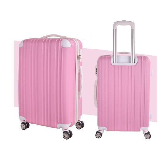 High Quality Factory Price ABS Trolley Luggage Carry-on Luggage pictures & photos