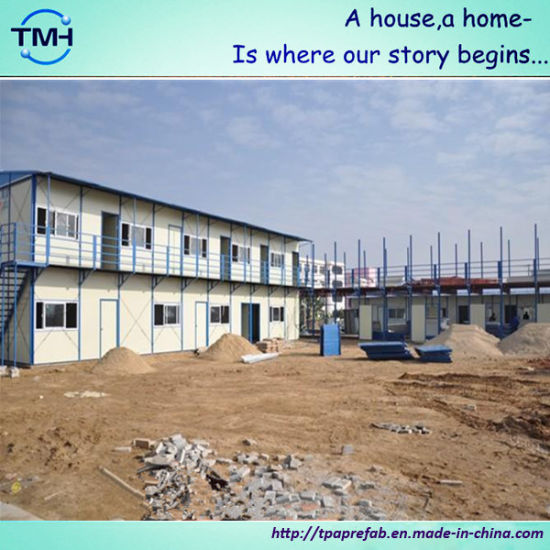 Building Material Light Steel Structure Warehouse pictures & photos