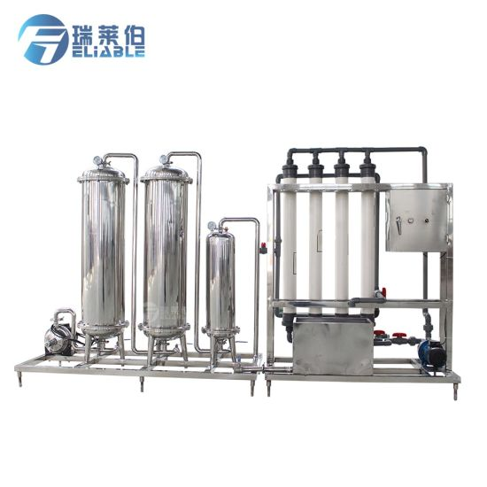 Newly Improved Tech Hollow Fiber Filter/Membrane for Mineral Water Treatment pictures & photos