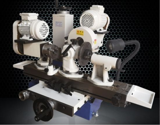 Small Universal Tool Grinder Machine Capable of Grinding Round Rods, Inner Holes, Drills, Milling Cutters
