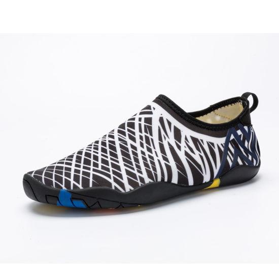 d464c5a51 Water Shoes Mens Womens Beach Swim Shoes Quick-Dry Aqua Socks Pool Shoes  for Surf Yoga Water Aerobics Esg10368