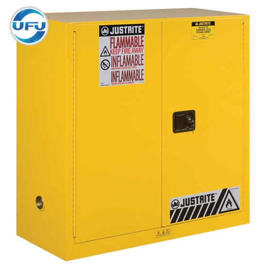 Great 30gallon Flammable Fireproof Chemical Safety Cabinet