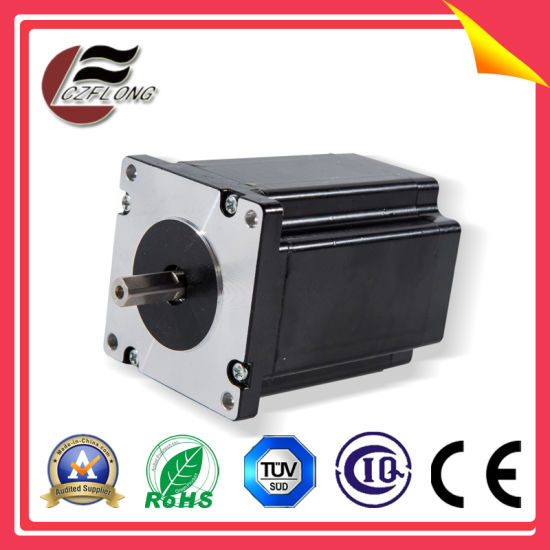 Low Noise NEMA24 60*60mm Hybrid Stepper Motor for CNC Machine pictures & photos