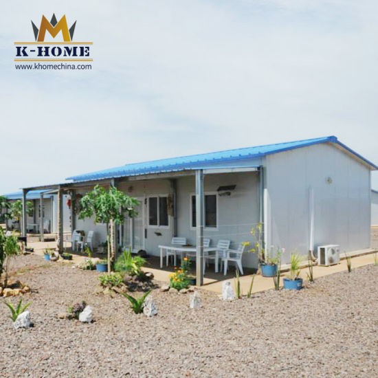 Affordable Prefabricated House Kits with Good Decoration