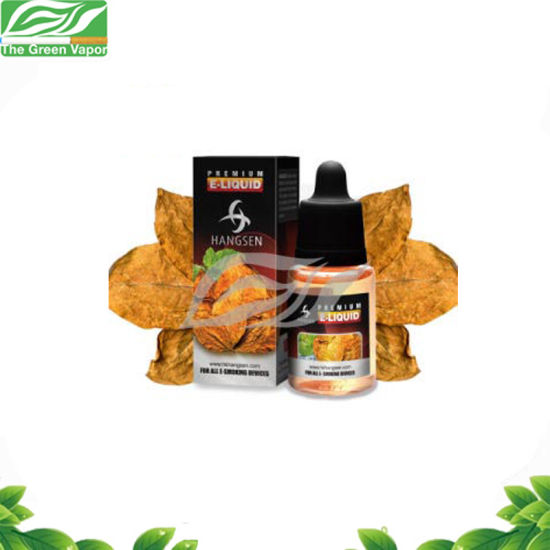 Popular E Liquid Brands Hangsen E Vape Juice 15ml with Mint Flavor