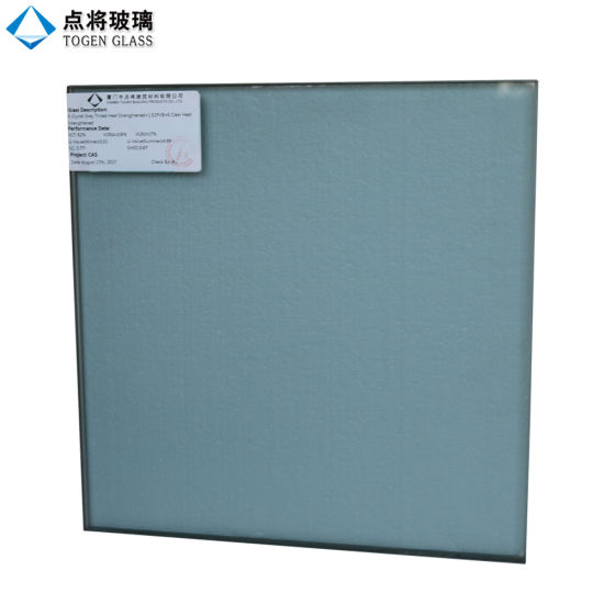 Crystal Grey Tempered Laminated Glass for Building