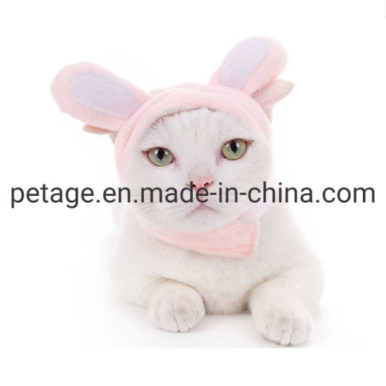 Cute Animal Style Cat Hats Holiday Halloween Costume Pet Products
