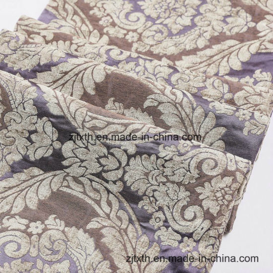 2018 Chenille Style Textiles Piece Dyed Fabric Supplier pictures & photos