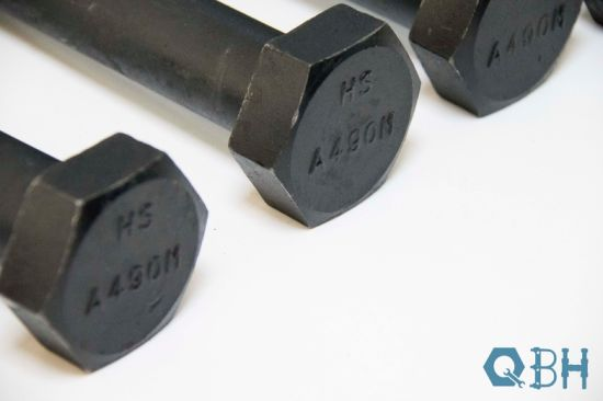 Heavy Hex Bolts (ASTM A490M)