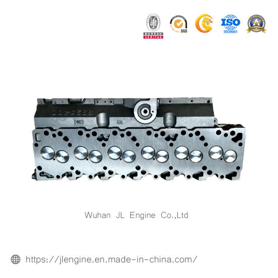 Dcec Dongfeng 5.9L Diesel Engine Parts 6bt Cylinder Head 3966452 3917287