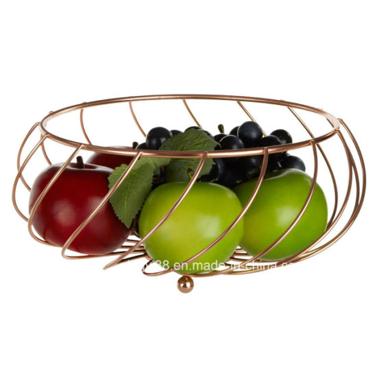 2018 Best Selling Metal Fruit Basket pictures & photos